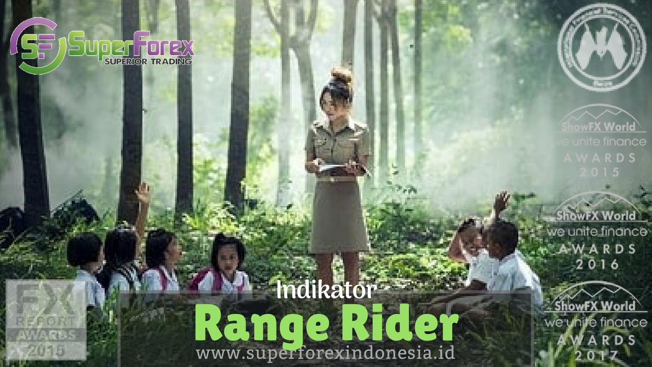 Strategi Trading Technical Indicators Range Rider