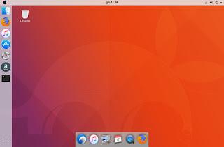 Dock Macbuntu