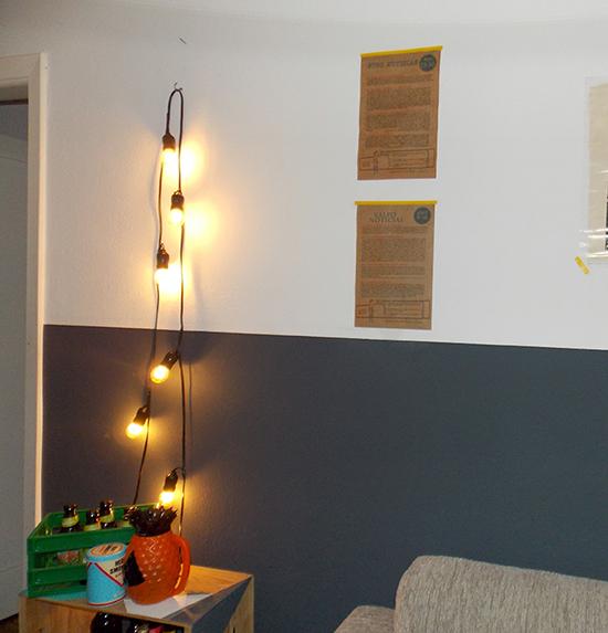 fio de luz, cozinha, faça você mesmo, diy, a casa eh sua, home decor, decor, tutorial, how to make