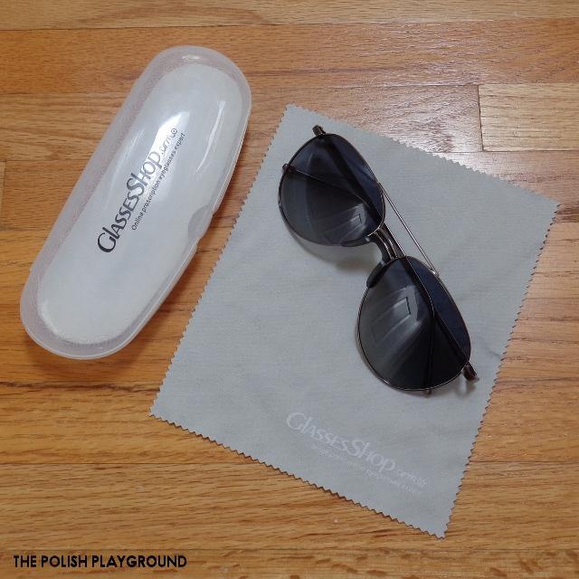 GlassesShop.com Eyeglasses Review - Vancouver Aviator
