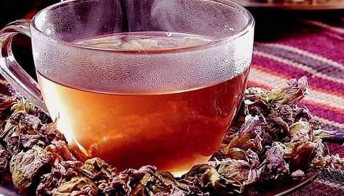 Hibiskus Kerkede Nar çiçeği çayı Hakkında Bilgi Hibiskus çayı