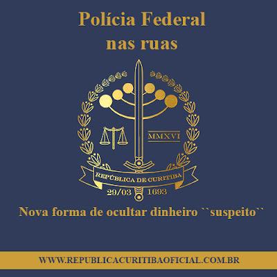 Polícia Federal descobre nova forma de transportar dinheiro ''suspeito''