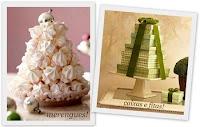 Arvore de natal na mesa  Decore Sua Casa Para O Natal  Ideias Brilhantes e Simples