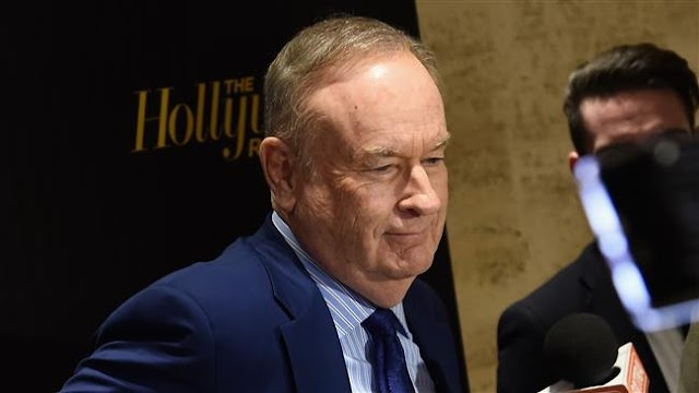Bill O'Reilly ousted from Fox News amid sexual harassment allegations