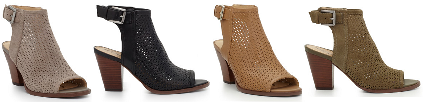 Sam Edelman Perforated Heels for only $60 (reg $160) + free shipping