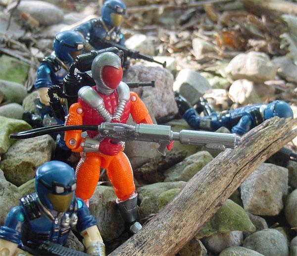 1991 Incinerator, 1998 Cobra Trooper
