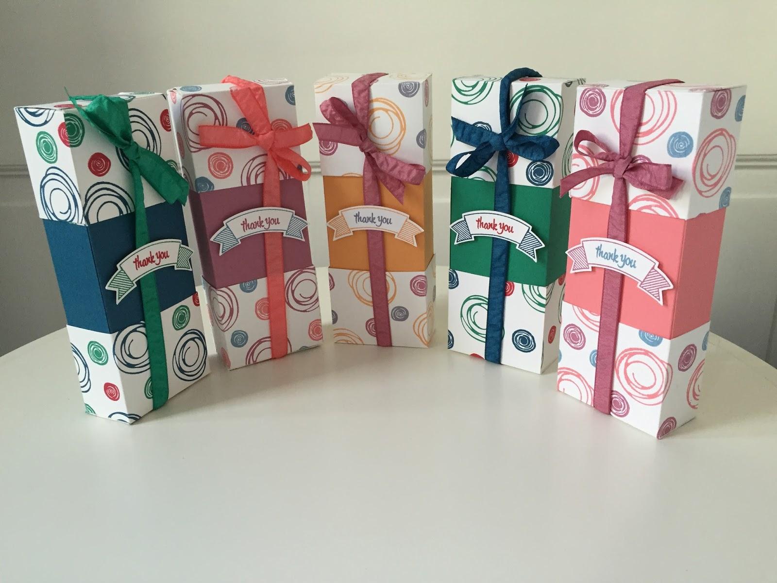 Craftycarolinecreates simple handmade paper bag gift bag using simple handmade paper bag gift bag using swirly bird by stampin up video tutorial negle Gallery