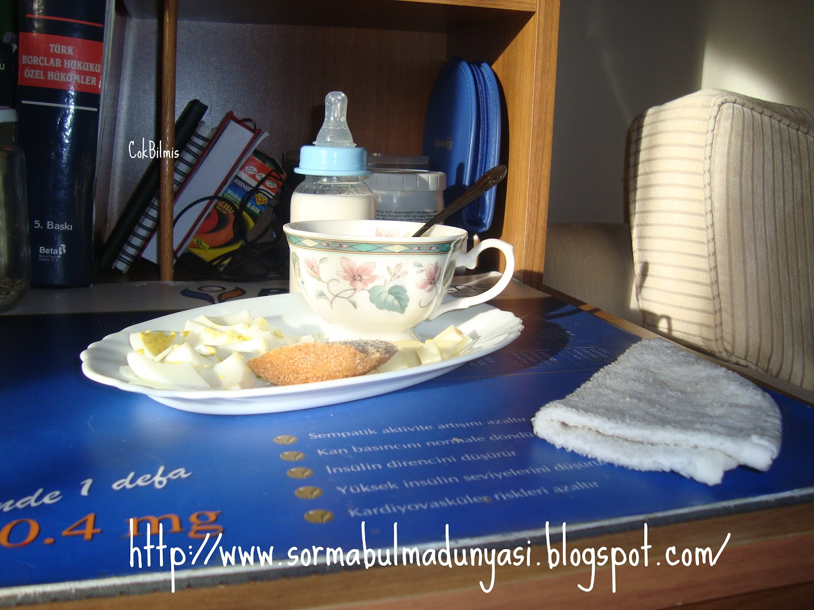 Bebek Kahvaltısı Tarifi – Bebek Yemek Tarifleri
