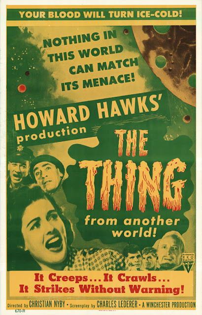 Image result for movie the thing from another world