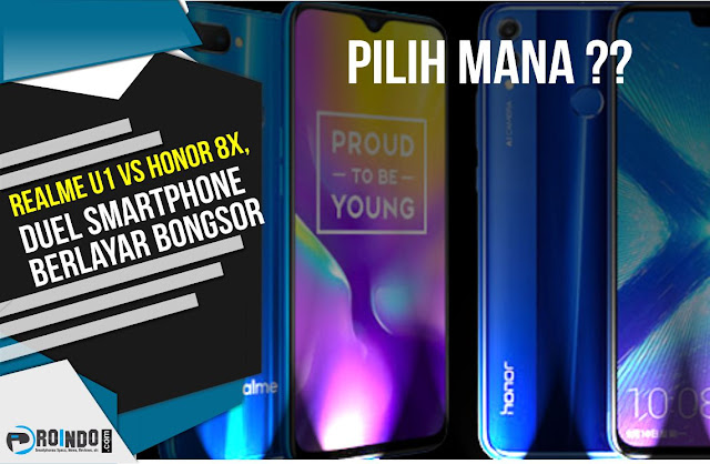 Realme U1 vs Honor 8X