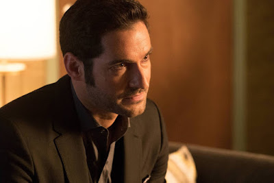 Lucifer Season 2 Tom Ellis Photo