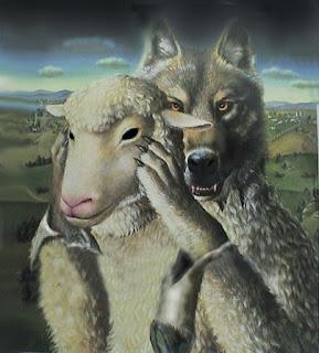 Lobo em pele de cordeiro - Vozes de Umbanda