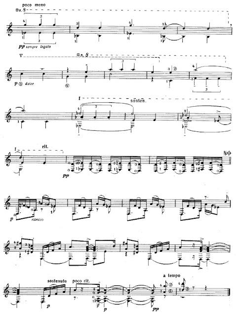 Leo Brouwer - Danza Caracteristica