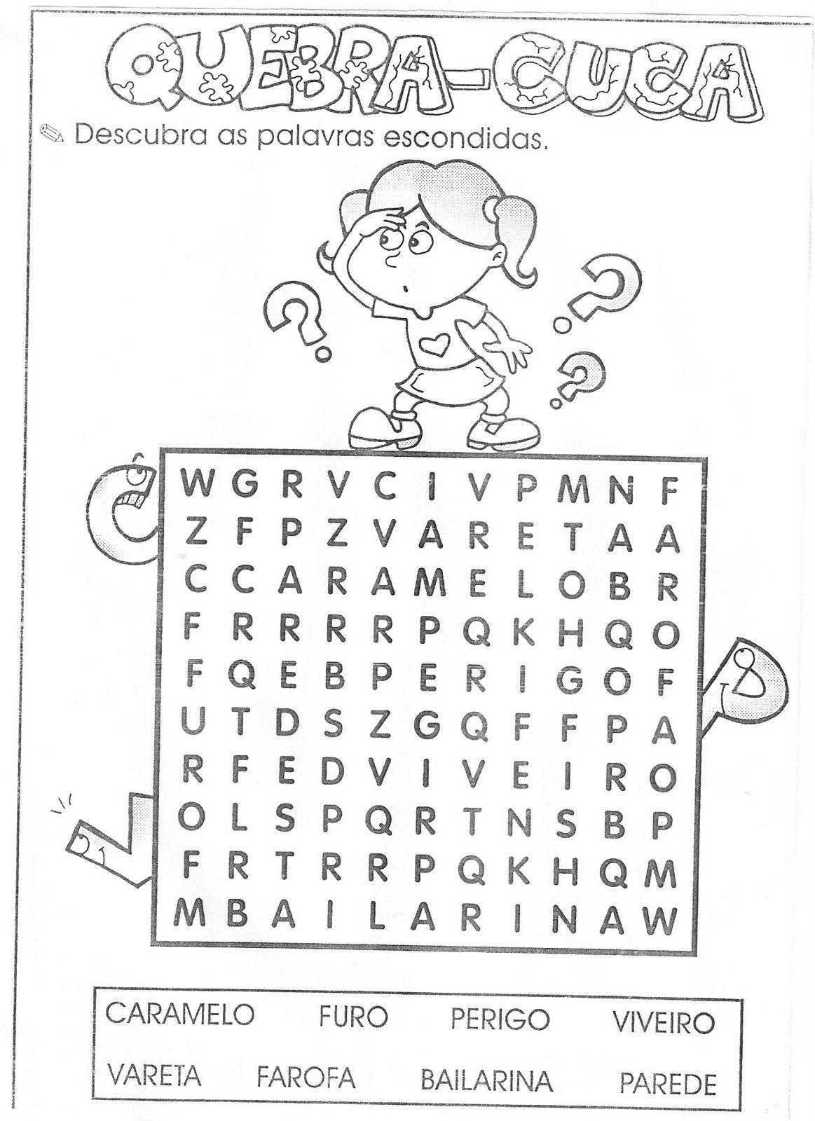 Espaço Escola: 80 Atividades Para Alfabetizar
