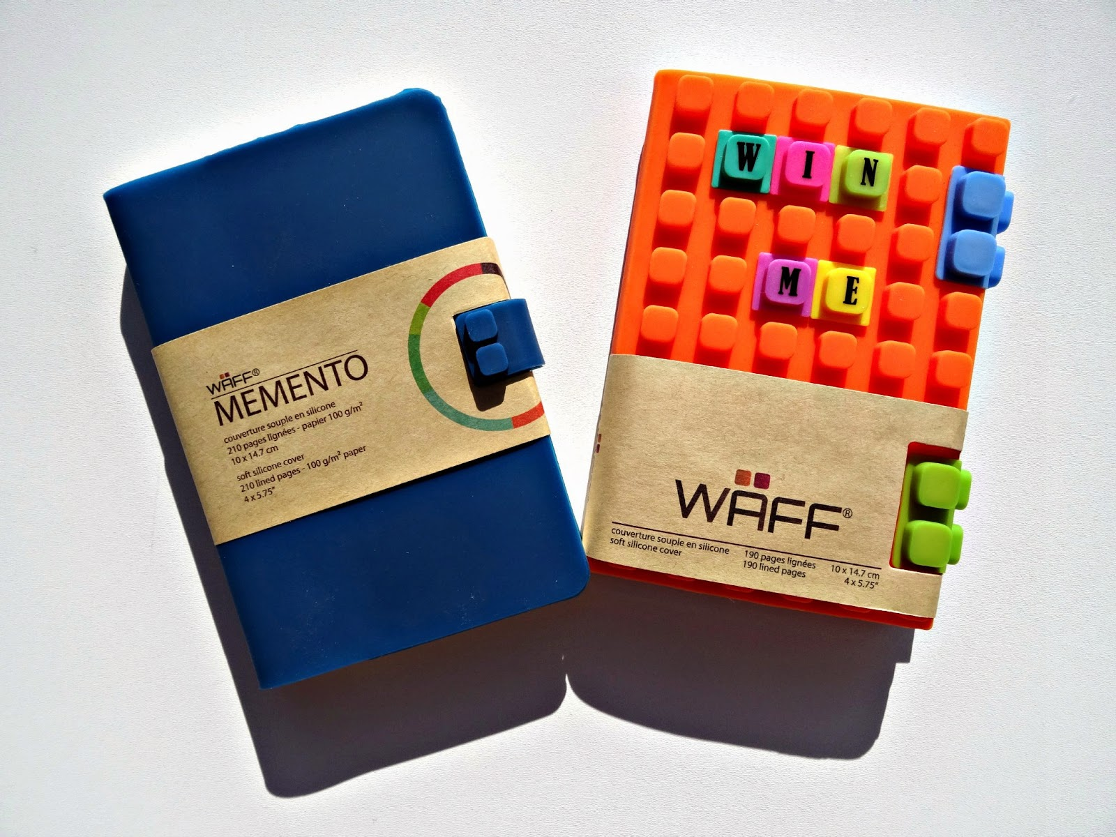 WAFF stationery