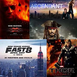 Daftar Film Terbaru 2017