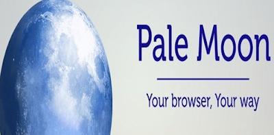 تحميل برنامج Pale Moon للتصفح الإنترنت 2018 للكمبيوتر برابط مباشر