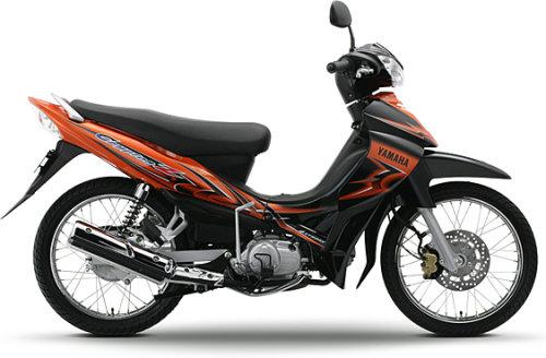 Xtreme Motorcycles: Yamaha Vega Force 115 And Yamaha
