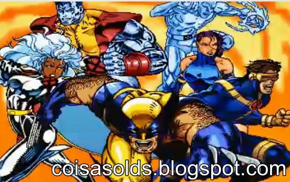 Men: Children of the Atom (ou simplesmente X-Men CotA) foi o