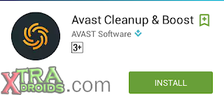Avast Cleanup