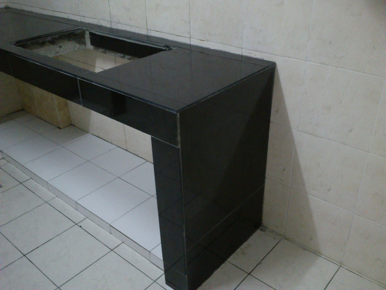 It S My Life Story Kitchen Concrete Counter Top