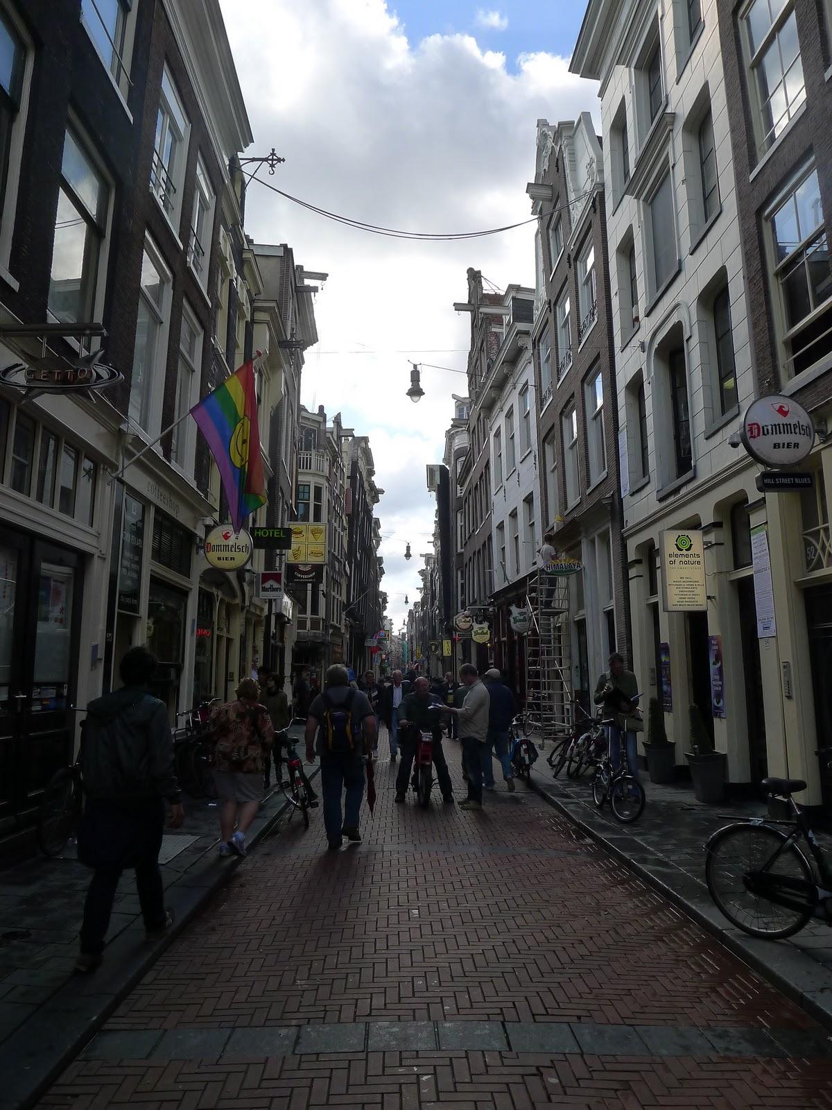 Peter Lau's Blog: Land Trip - Europe (Day 50-51: Amsterdam