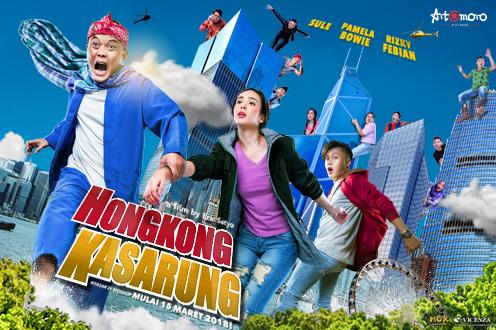 Film HONGKONG KASARUNG Bioskop