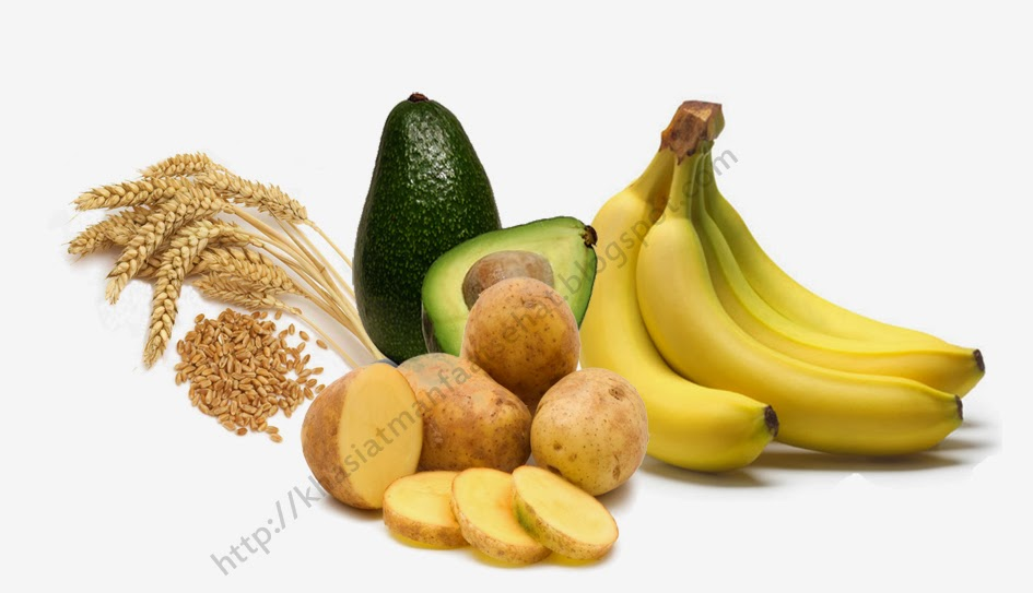 Daftar Makanan yang mengandung serat tinggi