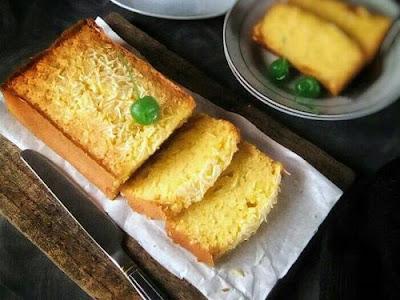 Resep Pumpkin Cheese Cake