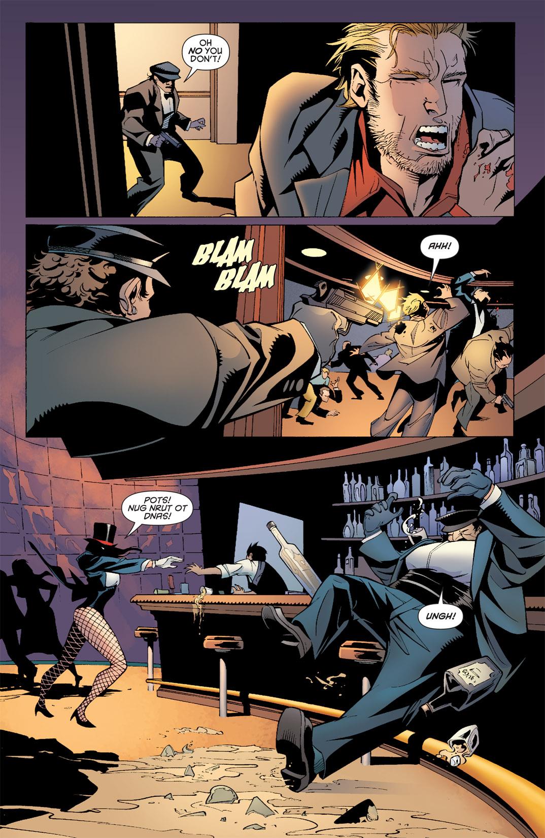 Detective Comics (1937) 843 Page 16