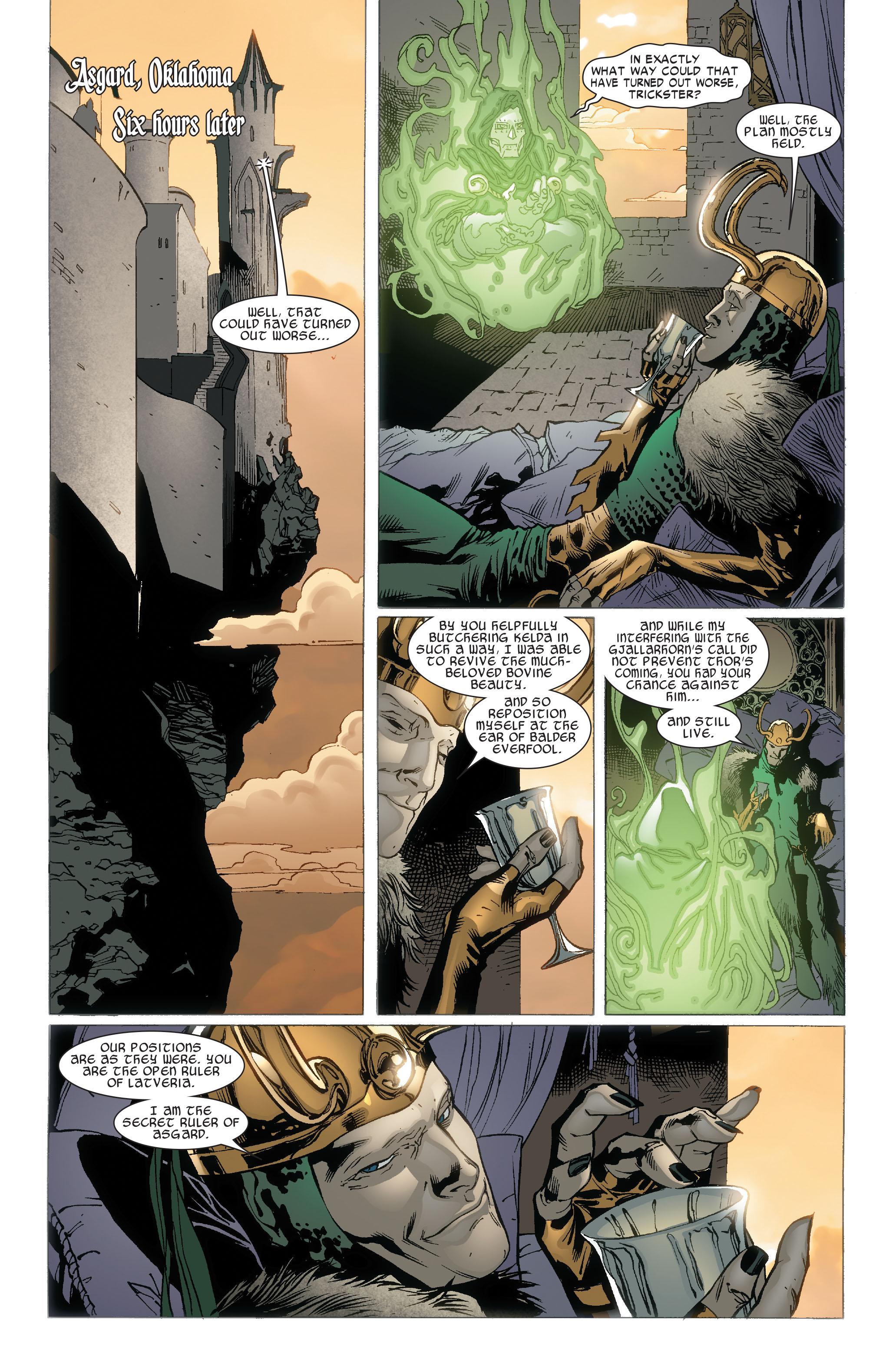 Thor (2007) Issue #606 #19 - English 19