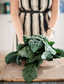 kale with japanese sesame dressing