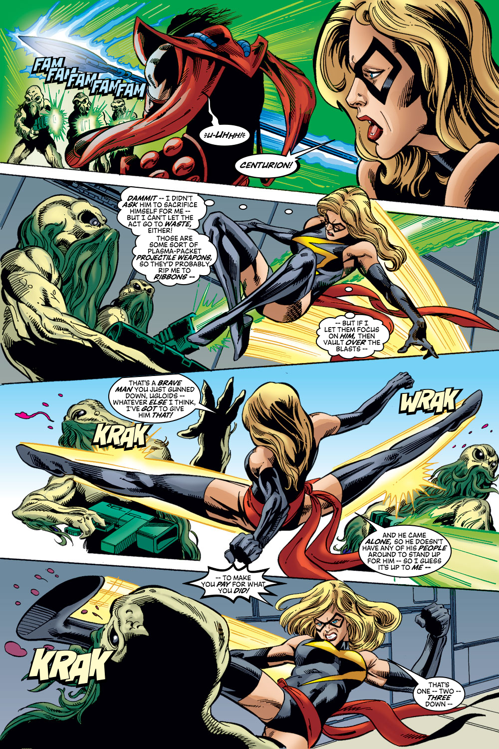 Read online Avengers (1998) comic -  Issue #47 - 16