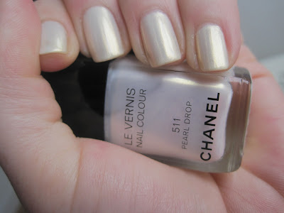 Chanel Pearl Drop
