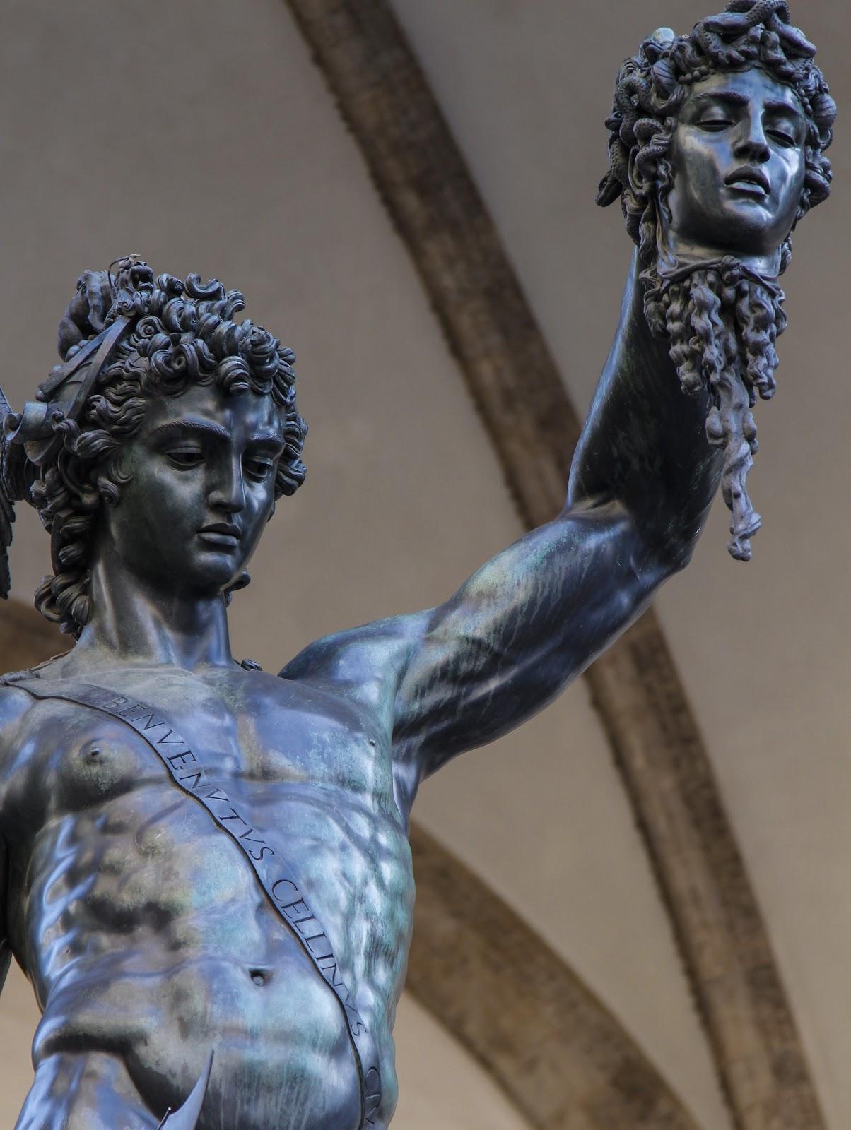 Benvenuto Cellini Baroque Mannerist Style Sculptor