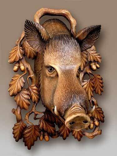 Amazing Wood Carving Art Nice N Funny