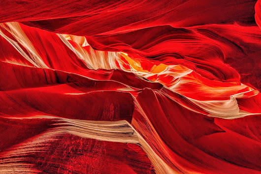 One of My Favorite Places - Upper Antelope Slot Canyon