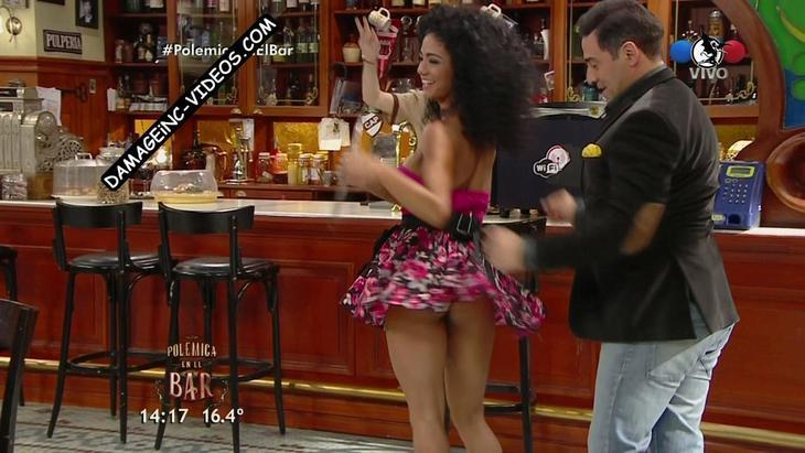Kate Rodriguez ass upskirt damageinc videos HD