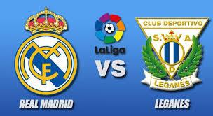 اون لاين مشاهدة يوتيوب مباراة ريال مدريد وليجانيس بث مباشر 1-9-2018 الدوري الاسباني اليوم بدون تقطيع