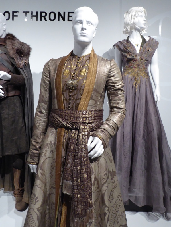 Game of Thrones Doran Martell costume