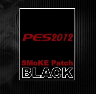 Pes 2017 smoke patch black 4 8