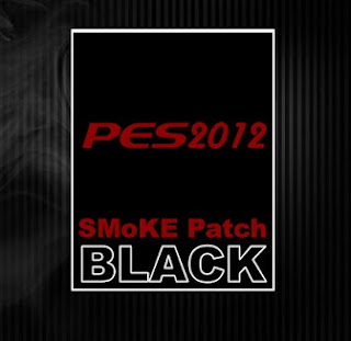 PES 2012 SMoKE Patch 2012 BLACK Season 2012/2013