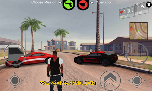 Download Street of Crime Bad Boys Apk Mod v1.1 Full Version 2016