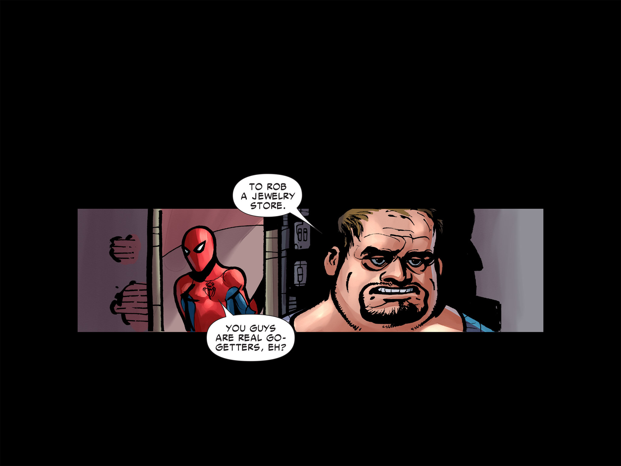 Read online Amazing Spider-Man: Who Am I? comic -  Issue # Full (Part 2) - 27