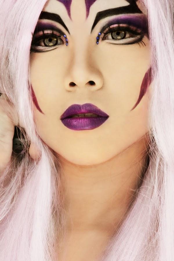 Japón en México: Tips de maquillaje para Cosplay y mini ...