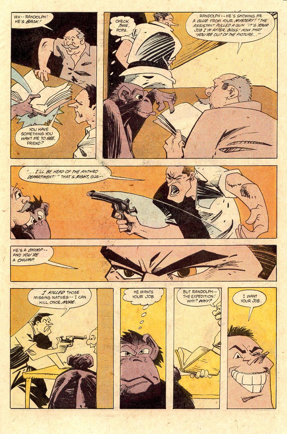 Read online Secret Origins (1986) comic -  Issue #40 - 43