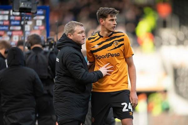 Oficial: Hull City, rescinde contrato Balogh