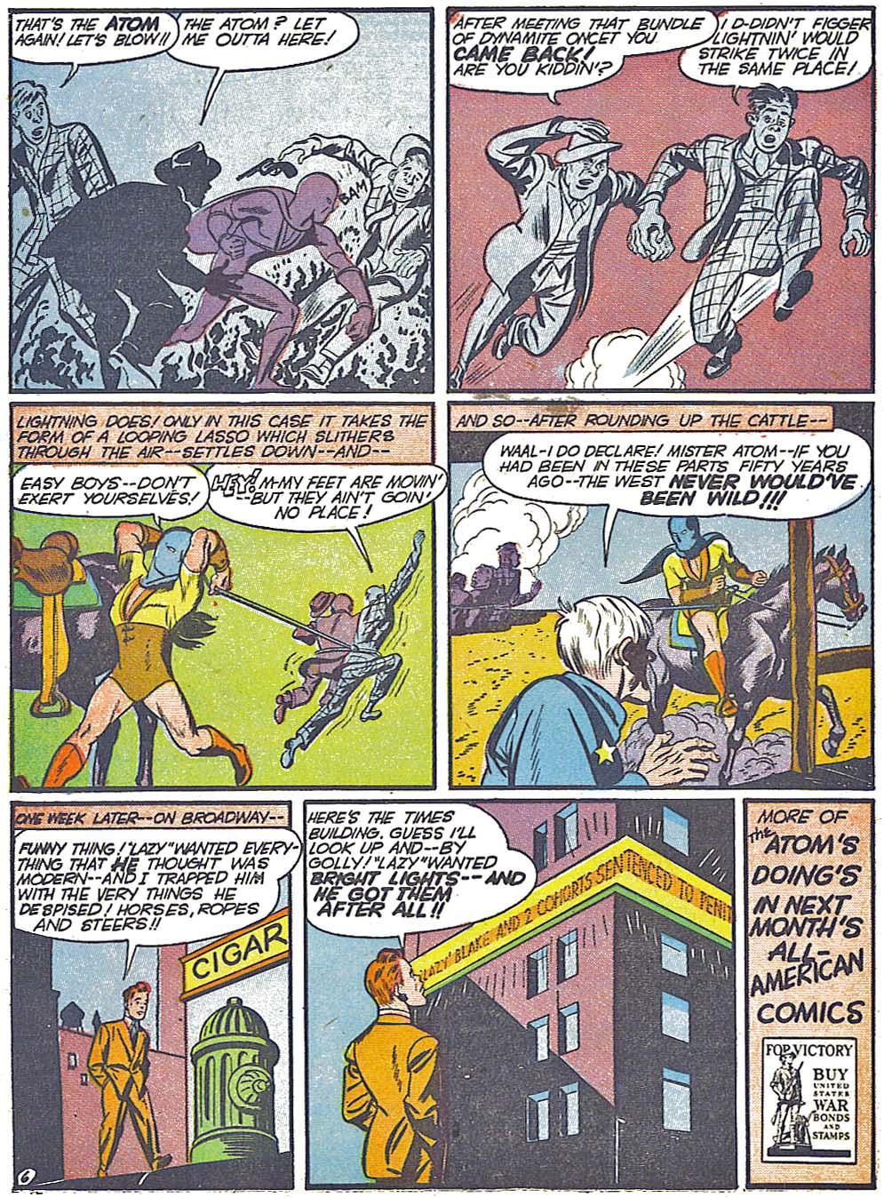Read online All-American Comics (1939) comic -  Issue #49 - 24
