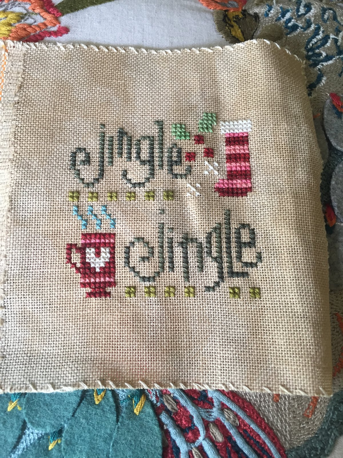 Completed- Lizzie Kate Jingle