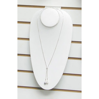 Shop Nile Corp Wholesale Slatwall Necklace Display